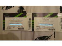 x2 Kendrick Lamar Damn Tour Seated Tickets @ SSE Arena Wembley 20th Feb 2018