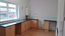 Newly refurbished, Clean, Well Situated 2 Bedroom House. Large rooms and LOW RENT! With Garden.