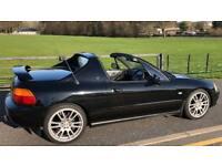 RARE HONDA CRX DEL-SOL 1.5L VTEC full year mot convertible electric roof 1 owner LOW 60,000 miles