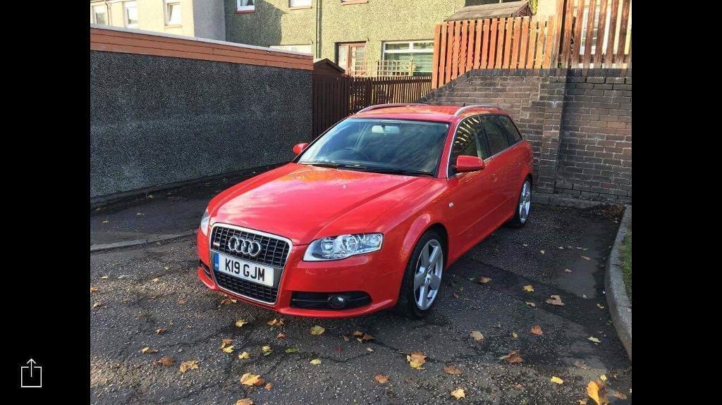 Audi A4 Avant S Line In Hawick Scottish Borders Gumtree