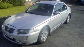 2004 Rover 75 1.8 Connoisseur SE Saloon - Manual - Genuine 58,782 Miles.