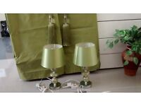 Free table lamps when buying curtains and home furnishings