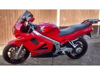 HONDA VFR 750 1997 Low mileage. Great all rounder. Classic bike.