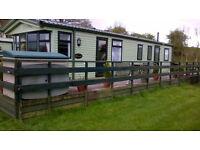Willerby Granada 38 x 12 - 3 Bed Sleeps 8 Nr.Appleby Cumbria