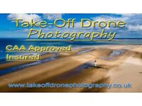 Drone Aerial Video & Photography for Wedding, Estate Agent, Advertising