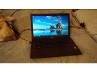 ASUS Windows 10 15.6-Inch Laptop Dual core 4GB RAM 250GB SSD