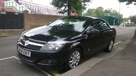 vauxhall astra twin top 1.8 sport