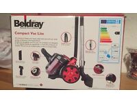 Bagless cylinder Vacuum cleaner . spare /repair all three £60 only