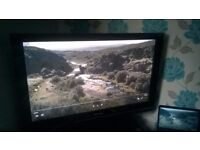 46'' PLASMA SCREEN TV