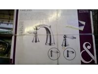cook and lewis basin mixer brand new in box