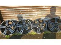 18inch seat Leon wheels