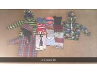 2-3 years boys clothes