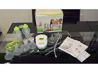 Calypso double plus breast pump