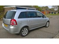 2008 VAUXHALL ZAFIRA DIESEL 7 SEATER GOOD CONDITION