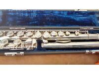 La Fleur flute, great quality with box