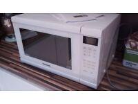 Panasonic Microwave, NN-ST452W, 900w/27l