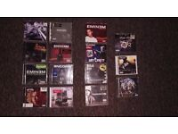 Eminem + D12 original 15 CDs Collection