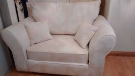Sofa - small 2 seater - Brand new condition