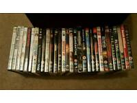 Selection of over 50 DVDs