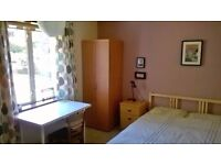 Double room - quiet flat in peaceful village setting (Mon-Fri or similar)