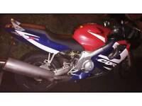 Honda cbr 600 f4 sport swapp