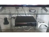 Xbox 360 Elite w/ controller and games