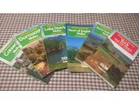 OS/Landranger Walks Guidebooks