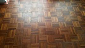Hardwood Parquet Flooring . Offers accepted!!
