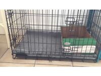 Dog Crate - fully collapsible