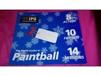 10 Paint ball tickets