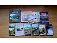Hill Walking Books - 11 in total