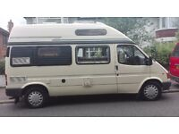 Ford Duetto Auto-Sleeper Camper Van 2003