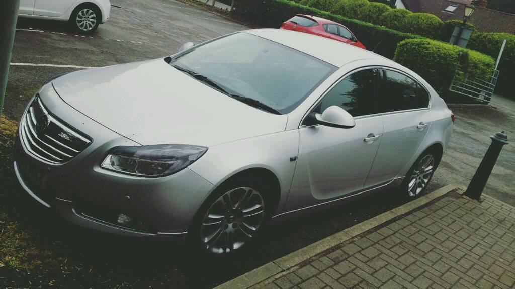 Vauxhall insignia exclusive VVT 16v