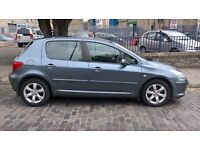 Peugeot 307 HDI 1.6 DIESEL 2007 (07) **Full Service History**Long MOT**£200 off in Summer Sale!!!**