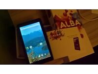 """7"""" Alba Android Tablet 16GB 10 days old!"""