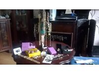 JOB LOT JEWELLERY SELLING AS CLEARING READY FOR XMAS PRESSIES NICE PIECES