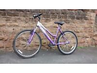 STEALTH CORAL REEF FRONT SUSPENSION MTB