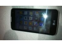 LG K4 MOBILE PHONE - ON O2 - AS NEW
