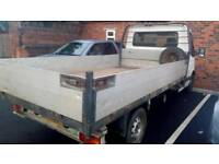 Vauxhall Movano Renault Master ALLOY PICK UP BACK DROPSIDE