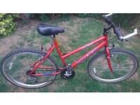 Raleigh Max ladies mountain bike
