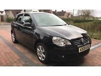 VW POLO 1.2 MATCH 5 DR HATCHBACK 2009 - 12 MONTHS MOT, HPI CLEAR, RECENTLY SERVICED, MUST BE SEEN