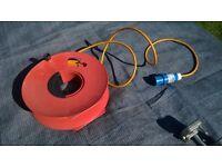 Caravan/ Motorhome electric hook up cable