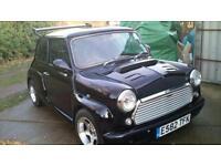 Classic mini Mayfair modified