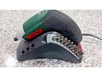 Bosch IXO Cordless Drill and drill bits. Hardly used,