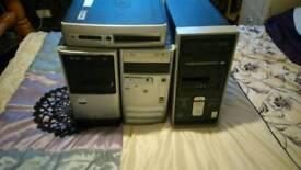 Job lot of computers