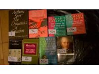 Counselling and Psycholgy books for sale individually priced £1 - £10