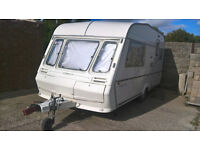Abbey GTS 214 Touring Caravan
