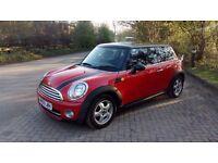 Mini Hatch 1.6D £20 road tax!