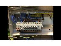 Electrician / Landlord certificate EICR / fire alarm / emergency lighting / door entry