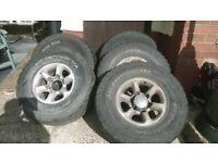 shogun wheels